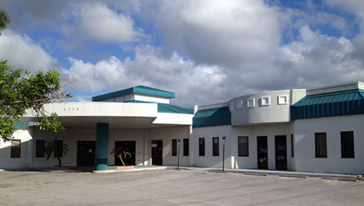 Photo of the Pediatric Wellness Center of Tampa Bay in New Port Richey office building
